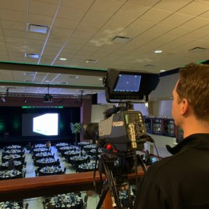 Mobile Pro does event production at The Avalon Event Center